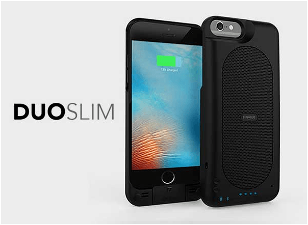 Coque Duo slim